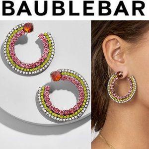 Baublebar Vinna Hoop Earrings